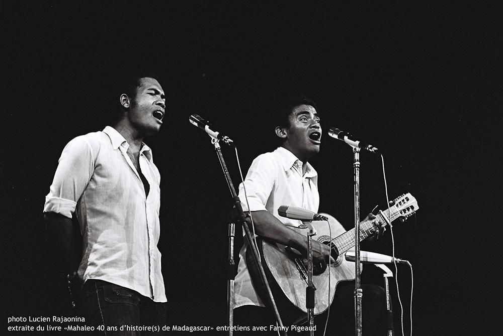 Dadah et Fafa - Mahaleo, 40 ans d'histoires de Madagascar